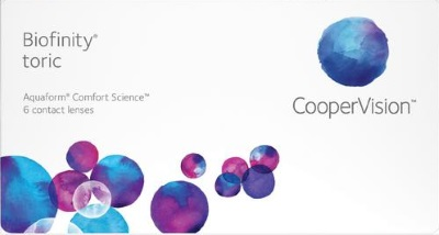 bester Ort für beste Qualität schnelle Farbe Biofinity Toric contact lenses - $41.59 per box